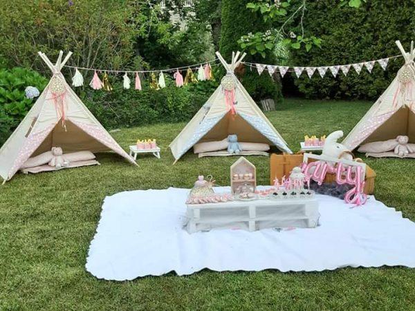 fiestas picnic